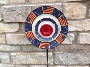 Upcycle Dish Art